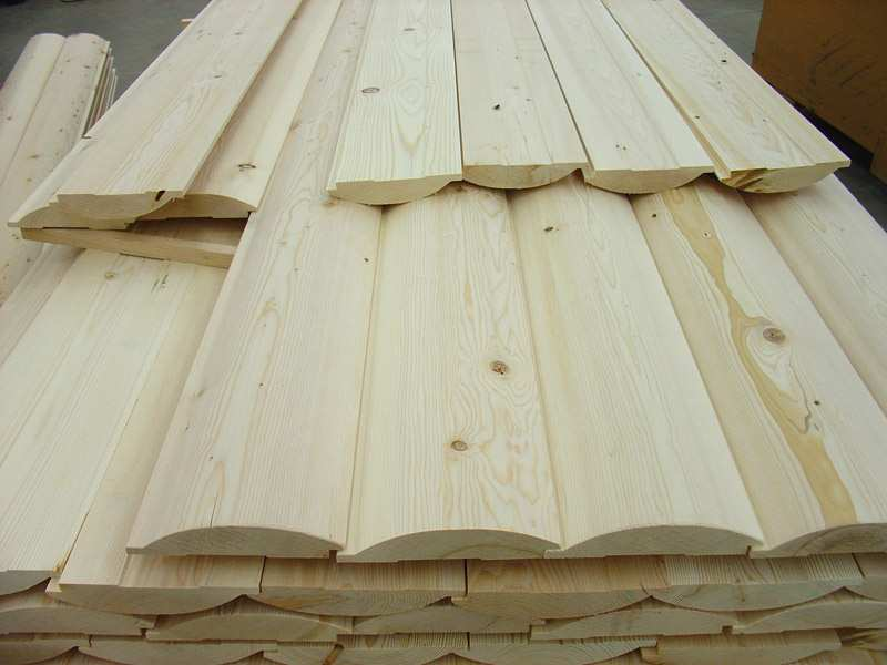 Log Wood Siding ~ Wholesale lumber treated construction grade